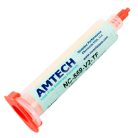 Flux AMTECH NC-559-V2-TF (PCB Paste No-Clean Soldering) - 10ml