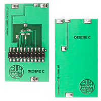JTAG for HTC Desire C NFC (A320E/PL0110000)
