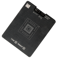Socket for eMMC NAND adapter - MR TYPE 7 PINOUT 1