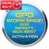 Activation GPG Workoshop for Infinity Box/Best