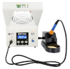 Soldering station BEST BST-938 90W with a fume absorber and LED lighting