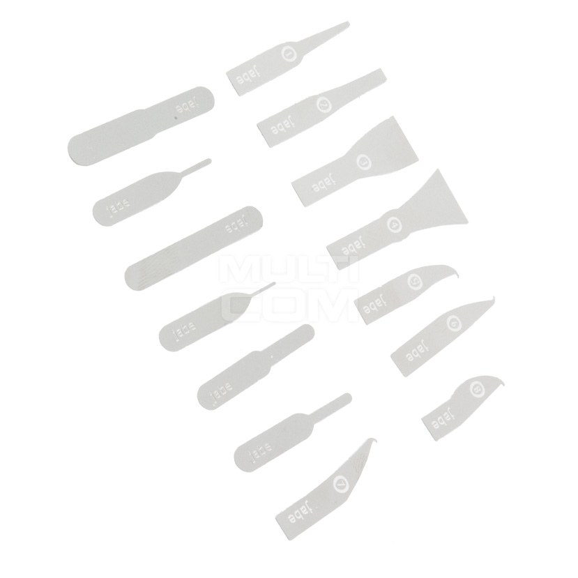 BN14 Replacement Tips for Jabe / Wylie Spatula - 14in1