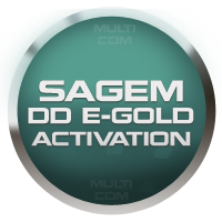 SagemDD E-Gold Activation