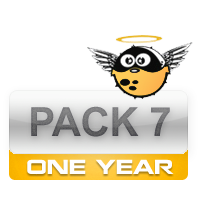 Activation PACK 7 + 1 Year Support for Furious