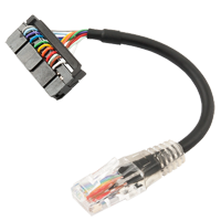 Adapter for Medusa/Octoplus 20PIN-RJ48