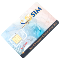 Super SIM 16 in 1 Card
