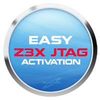 Activation Easy JTAG for Z3X PRO