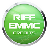 Credits/ EMMC activation for Riff BOX