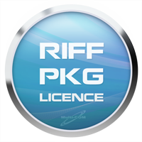 PKG activation/licence for Riff BOX