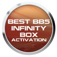 Infinity BOX actrivation for BB5 Best