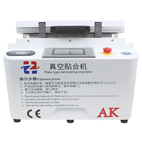 LCD Press/Laminator with build-in autoclave GM958v2 5in1 with LCD