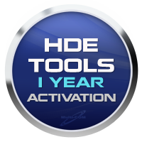 HDE Tools Activation for AsanSam / HUA - 1 year