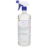 The CLEANER KT-5 PCB cleaner