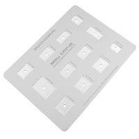 MSU CRP-12 platform for removing protective coating for MicroSD, SD, UFD