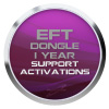 EFT Dongle Activation  - 1 year support
