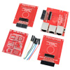 JTAG/eMMC ISP 4in1 Adapter Kit MOORC 2018