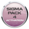 Sigma Pack 4 Activation